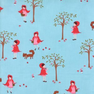 Aneela Hoey A Walk in the Woods Fabric