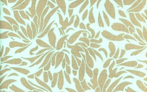 Amy Butler Daisy Chain Fabric - Daisy Bouquet - Mist