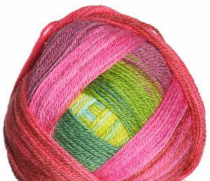 Classic Elite Liberty Wool Print Yarn - 7864 Flower Garden (Discontinued)