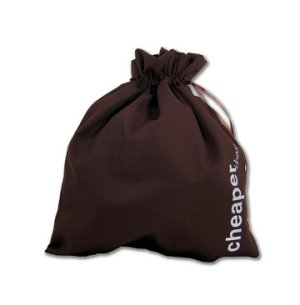 della Q Edict Cotton Pouch (Style 118-2) - Cheaper Than Therapy - Brown