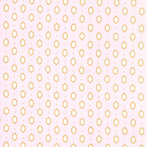 Annette Tatum Little House Fabric - Tile - Ribbon