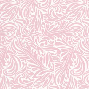 Annette Tatum Mod Fabric - Feather - Blush