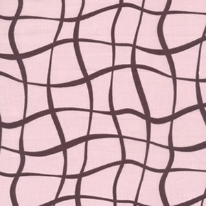 Annette Tatum Mod Fabric - Ripple - Blush