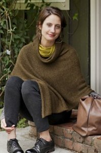 Churchmouse Classics Easy Folded Poncho Kit - Women's Accessories