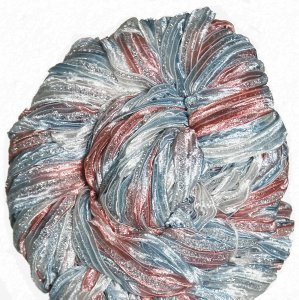 Louisa Harding Sari Ribbon Yarn - 01 Icing