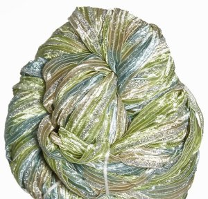 Louisa Harding Sari Ribbon Yarn - 02 Dew