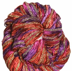 Louisa Harding Sari Ribbon Yarn - 09 Jewel (Discontinued)
