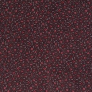 Denyse Schmidt Flea Market Fancy Legacy Collection Fabric - Fizzy Dot - Red
