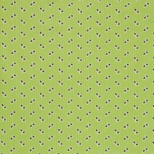 Denyse Schmidt Flea Market Fancy Legacy Collection Fabric - Eyelet - Green