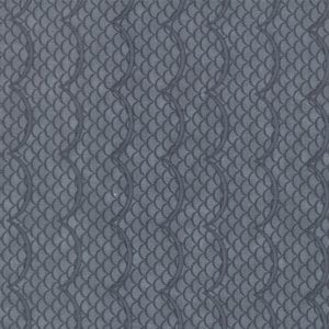 Cosmo Cricket Salt Air Fabric - Waves - Ocean (37025 21)