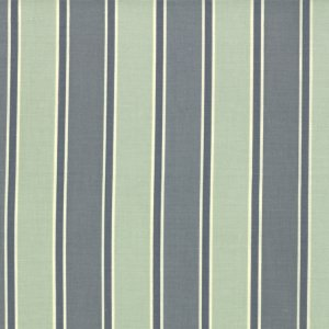 Cosmo Cricket Salt Air Fabric - Deck Chairs - Seafoam (37027 13)