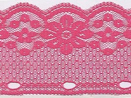 Circulo Renda Trico Margarida Yarn - 0256 Hot Pink