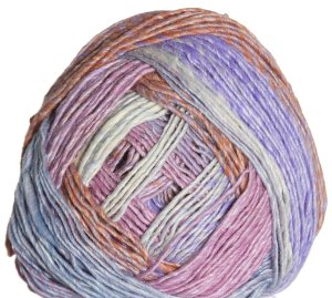 Noro Ayatori Yarn - 05 Violet, Rose, Cream