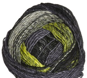 Noro Ayatori Yarn - 11 Black, Yellow, Silver (Discontinued)