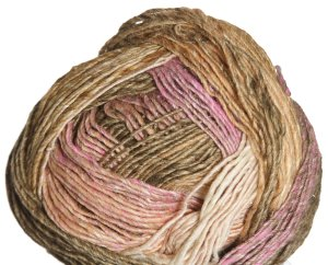 Noro Ayatori Yarn - 12 Rust, Brown, Pink