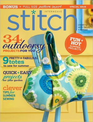 Stitch Magazine - '12 Summer