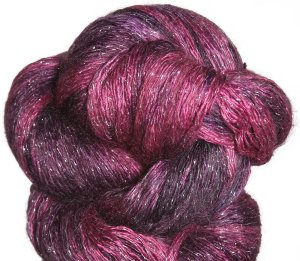 Artyarns Rhapsody Glitter Light Yarn - 912 w/Silver