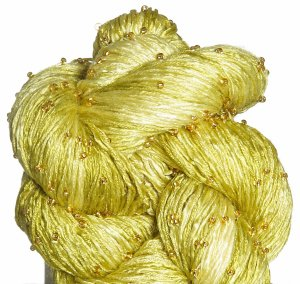 Artyarns Beaded Silk Light Yarn - 924 w/Gold
