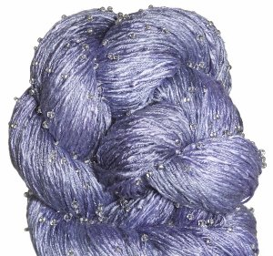 Artyarns Beaded Silk Light Yarn - 906 w/Silver