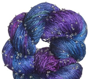 Artyarns Beaded Silk Light Yarn - 904 w/Silver