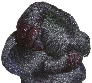 Artyarns Ensemble Glitter Light Yarn - 907 w/Silver