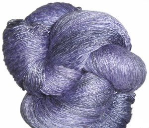 Artyarns Ensemble Glitter Light Yarn - 906 w/Silver