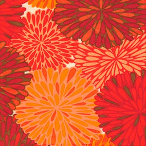 Valori Wells Wrenly Home Decor Fabric - Bloom - Cinnamon