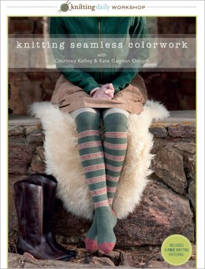 Knitting Daily Workshop DVDs - Knitting Seamless Colorwork