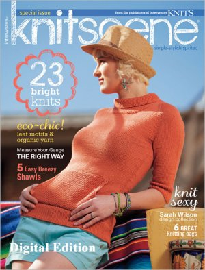 Knitscene Magazine - '12 Summer