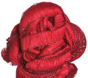 Crystal Palace Tutu Lame Yarn - 302 Ruby
