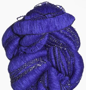 Crystal Palace Tutu Lame Yarn - 313 Lapis