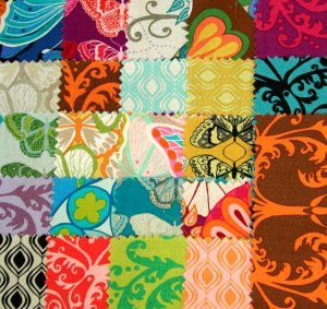 Valori Wells Cocoon Precuts Fabric - Charm Pack