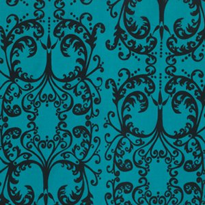 Valori Wells Cocoon Fabric - Grace - Blue Moon