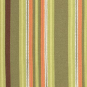Amy Butler Gypsy Caravan Fabric - Hammock Stripe - Pesto