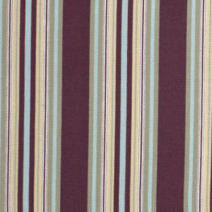 Amy Butler Gypsy Caravan Fabric - Hammock Stripe - Wine
