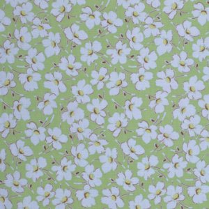 Amy Butler Gypsy Caravan Fabric - Wind Flowers - Cat Eye