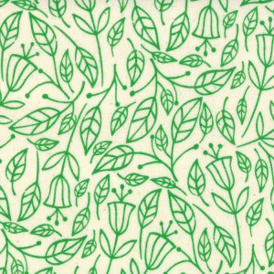 Lucie Summers Summersville Fabric - Fall - Leaf (31703 15)