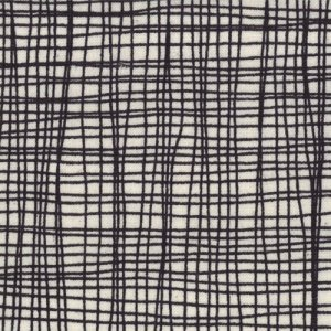 Lucie Summers Summersville Fabric - Weave - Coal (31707 11)
