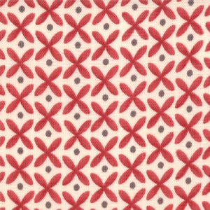 Sweetwater Hometown Fabric - Cross Town - Cream (5463 12)