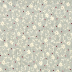 Sweetwater Hometown Fabric - Marketplace - Sky (5467 23)