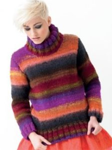 Noro Hitsuji Sweater Kit - Women's Pullovers