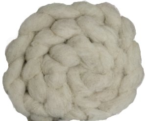 Imperial Yarn Sliver Roving Yarn - Pearl Gray