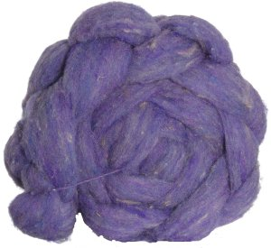 Imperial Yarn Sliver Roving Yarn - Wild Iris