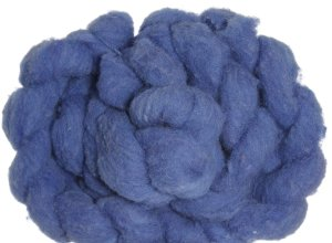 Imperial Yarn Sliver Roving Yarn - Kingfisher Blue