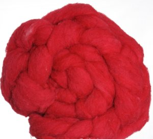 Imperial Yarn Sliver Roving Yarn - Wild Strawberry