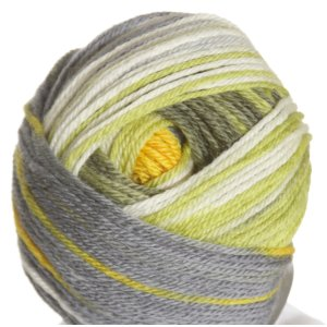Classic Elite Liberty Wool Print Yarn - 7869 Leaf and Bumblebee (Discontinued)