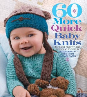 60 Quick Baby Knits - 60 More Quick Baby Knits (Backordered)