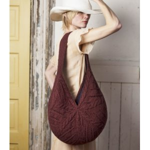 Imperial Yarn Patterns - Raindrop Bag Pattern