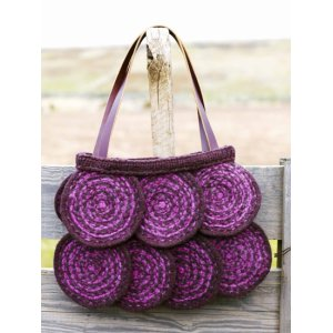 Imperial Yarn Patterns - Simona Circle Bag Pattern