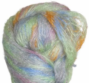 Rowan Kidsilk Creation Stripe Yarn - 351 Sugar